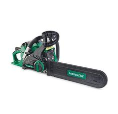 Petrol Chain Saw Trim trees and cut shrubs with this high-performance Petrol Chainsaw. The high performance you need to trim trees and cut back shrubs is easy with this tough, low emission 41cc Petrol Chainsaw. Features include tool-free chain tightening and an auto choke and primer for fast start. Over 18's only Contents 1 x Saw shelter Features Powerful 41cc, 2-stroke engine Heavy-duty air filter helps add longevity to the engine.