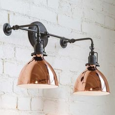 Copper Bathroom Fixtures Lighting Fixtures Innovations within measurements 5715 X 2636 Copper Bathroom Light Fixtures - The restroom is a critical room Wall Lights, Industrial Lighting, Light Fixtures, Copper Lighting, Lights, Bathroom Light Fixtures, Copper Bathroom, Wall Sconce Lighting, Light