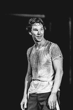 Benedict as Hamlet- method in his madness..