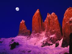 Parque Nacional Torres Del Paine - Puerto Natales, Chile / DONE