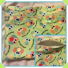 OWLS Wet Bag #nappy changing #potty training #bowel disease #special needs…