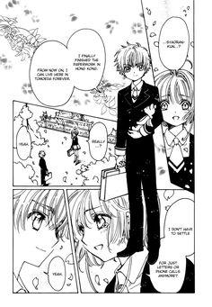 Read manga Cardcaptor Sakura - Clear Card Arc Ch.001: Clear Card online in high quality