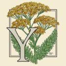 Y is for Yarrow by Stephanie Smith