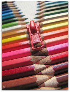 .cremallera de colores