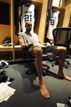 Tim Duncan from the @NBA Playoffs Pinterest board