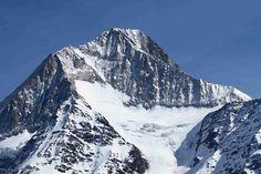 Aussicht von der Lauchneralp auf die Berge