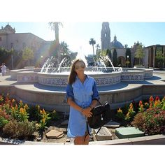 :: Walks through Balboa Park