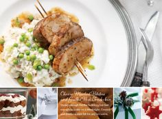 Whatever holiday you celebrate there's lots of opportunities for entertaining this month. Make it easy while still making it special with this recipe for Chèvre Mashed Potatoes and Grilled Pork Tenderloin because it's about spending time with friends and family and not necessarily about spending a lot of time in the kitchen.