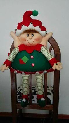 Patch, Elf On The Shelf, Christmas Crafts, Holiday Decor, Holidays, Garden, Home Decor, Ideas, Embellishments