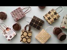 b4eec94770e5 DIY Miniature Doll Mini Glitter School Bag Backpack - Back to School!