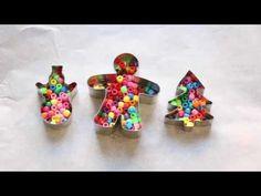 Kreative DIY Bastelideen für Weihnachtsbasteln mit Kindern