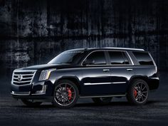 2015 Cadillac Escalade 6.2L V8 Hennessey HPE550 Supercharged