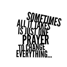 Pray!!! #RimaSays There is nothing that HE can't change.... #Friday