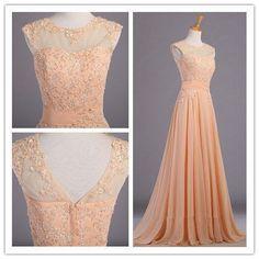 Charming Prom Dress,Chiffon Prom Dress,Long Prom Dresses,Evening Gown,Formal Dress