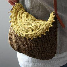 crochet Pochette KIT
