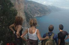 """Selvaggio Blu in catamarano Partenza il 4 Aprile 2015  """"Il percorso di trekking più impegnativo d'Italia"""" http://betogo.eu/Selvaggio-Blu-in-Catamarano #CompagnidiViaggio #Betogo"""