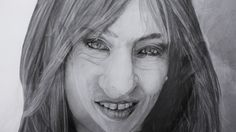 """#NaomiGrossman  Features  - Graphite pencils on paper 180g / 0.40lbs - Signed by the artist Measurements  - 43 x 61 cm / 17"""" W x 24"""" H Inch"""