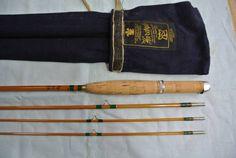 ハーディーパラコナマーベル 1982年製_画像2-Bamboo Fly Rod