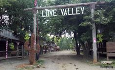 Old Western Town of Love Valley,NC