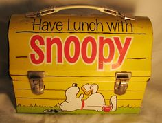 Snoopy Dome Box