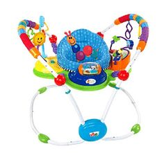 The Baby Einstein series of baby products is one of the most well respected brands in infant toys. The Baby Einstein Musical Motion Activity Jumper is a brand new product .