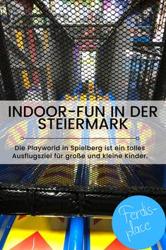 Die Playworld in Spielberg Berg, Places, Playground, Road Trip Destinations, Vacation, Lugares