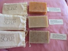 Awesome bath products  The Simple Soap Subscription Box Review