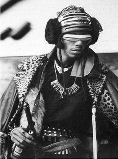 afro futurism inspiration