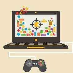 Las 10 mejores páginas de videojuegos educativos en español que muestran los contenidos que se pretende que el alumno aprenda.