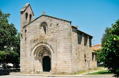 Igreja de São Martinho de Cedofeita is the oldest known church in Porto, yet it is probably the least visited. Porto Portugal, Douro, Place Of Worship, Old Town, Notre Dame, 1, The Incredibles, Urban, Architecture