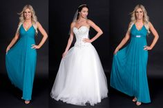 Check this link right here http://pinterest.com/DressesSydney for more information on Bridesmaid Dresses. Bridesmaid dresses come in all shapes, colors, and styles. Picking an appropriate bridesmaid dress can be overwhelming. Many brides choose bridesmaid dresses that are all the same color and style. The kind of bridesmaid dresses you select for your bridal attendants depends on the type of wedding you're having, as well as your budget.