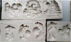 Rubosil szilikonnal készített Szilikon forma
