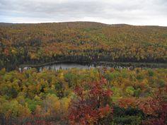 Brockway Mountain, Fall 2013
