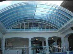 YouTube Modern Carport, Metal Bending, Modern Interior, Arch, Backyard, Garden, Outdoor Decor, House, Home Decor