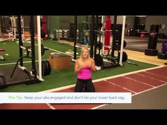 Full Body 12 Minute Workout with Dr.  Chelsea