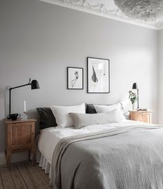 Home Interior Living Room .Home Interior Living Room Small Room Bedroom, Home Bedroom, Bedroom Decor, Wall Decor, Grey Bedroom Walls, Bedroom Ideas, Bedroom Signs, Master Bedrooms, Bedroom Apartment