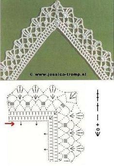 Schemi gratis da realizzare a Filet Punto Croce Maglia Uncinetto e Ricamo - craftIdea.org