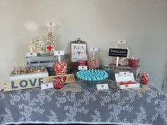 La mesa de dulces en Najaraya - Dimeic