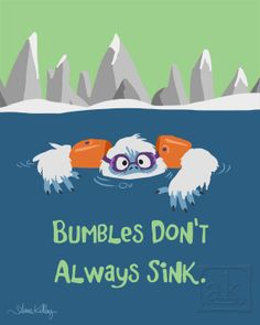 Yukon Cornelius and Bumble