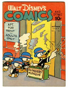 Walt Disney's Comics and Stories/Cover Gallery | Disney Wiki | FANDOM powered by Wikia