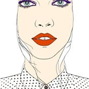 Montana Forbes is a pencil illustrator specialized in women fashion