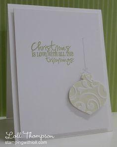 Belleek Christmas Ornament