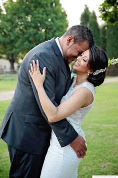 """This lovely couple said """"I do"""" 26 September 2015 at Oakfield Farm. Black Tie Invitation, Sitting In A Tree, Hush Puppies, Bridesmaid Dresses, Wedding Dresses, Hush Hush, Wedding Pictures, Dj, Bridal"""