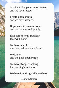 #poetry #rest #breathe #prayersonthewing You Poem, English Words, Choose Me, Breathe, Home Goods, Poems, Prayers, Rest, Feelings