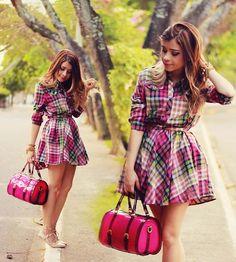 Women Fashion New Fashion – Women Fall Outfits, Casual Outfits, Cute Outfits, Dress Casual, Look Fashion, Womens Fashion, How To Wear Scarves, Sweet Dress, Fashion Gallery