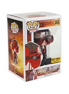 Funko Pop Television Preacher Exclusive Bloody Cassidy Vinyl Figure //Price: $15.99 & FREE Shipping //     #funkopop #funkopops #funko #funkos #popvinyl #funkopopvinyl #funkopopvinyls #funkopopvinylfigure #funkopopvinylfigures #funkopopvinyltoy #funkopopvinyladdiction #funkopopvinyluk #funkopopvinylcollector #funkopopvinylphotography #funkopopvinyle #funkopopvinylbobblehead #funkopopvinylscollector #funkopopvinylsale #funkopopvinylarkhamknight #funkopopvinylbatmanvsuperman…
