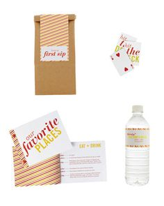Welcome Bag how to: include personalized items