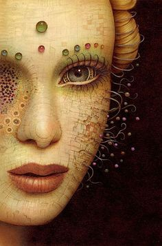 http://UpCycle.Club UpCycle Art & Life #Absurdistan's #HistoryProject presents Surrealist painter Naoto Hattori @upcycleclub
