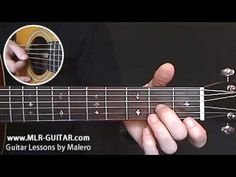 Layla - Guitar Lesson part 1 of 7 Blues Guitar Chords, Music Chords, Music Guitar, Cool Guitar, Playing Guitar, Acoustic Guitar, Music Tabs, Beginner Electric Guitar, Guitar Chords Beginner
