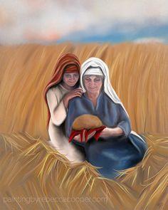 YES, QUICKLY I LEARNED TO LOVE LIKE RUTH AND NAOMI ! ( A TRUE STORY IN THE BIBLE ) ONE OF MY FAVORITES !